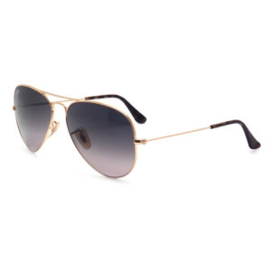 Ray Ban Aviator Large Metal Gold RB3025 181 71 58 14 Large Gradient