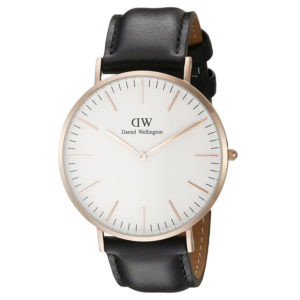 Đồng Hồ Daniel Wellington Dapper Sheffield Rose Gold