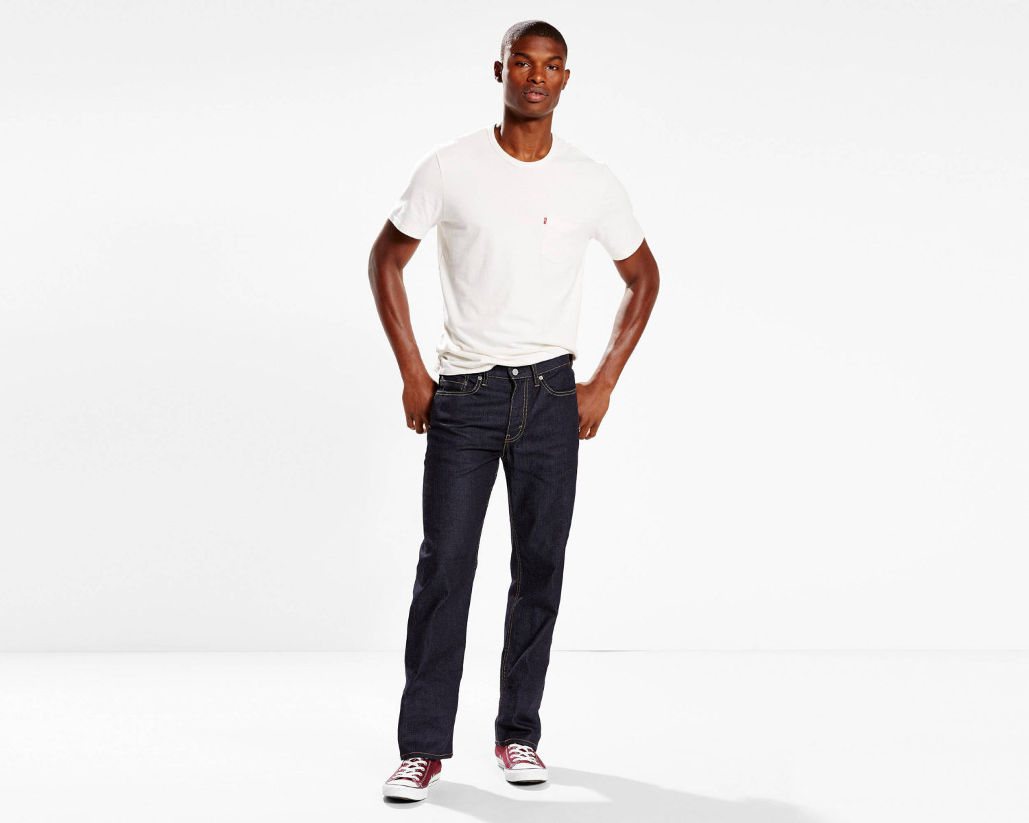 Quần Jeans Levi's® 514™ Dark Hollow (1) – Copy
