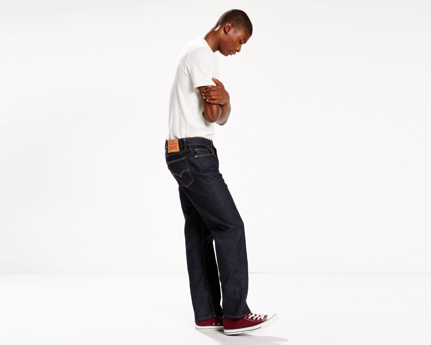 Quần Jeans Levi's® 514™ Dark Hollow (3)