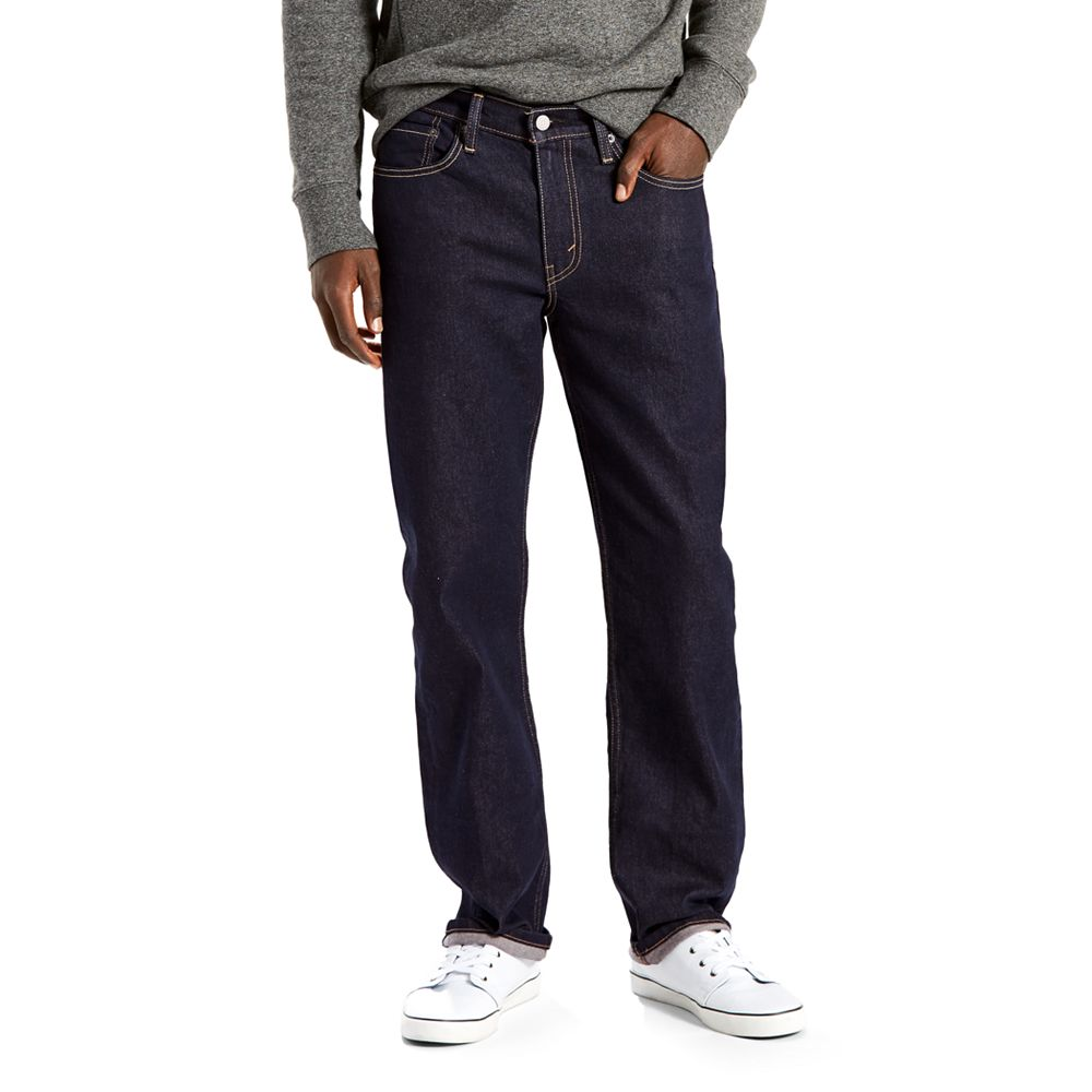 Quần Jeans Levi's® 514™ Dark Hollow (1)
