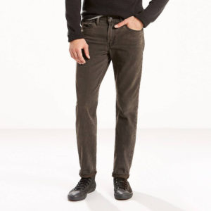 Quần Jeans Levi's® 511™ Washed Brown