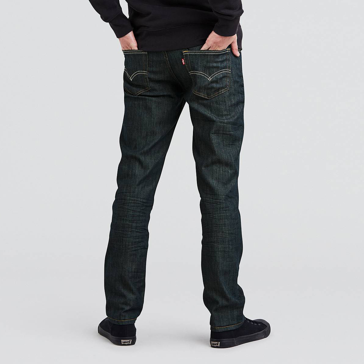 quan-jeans-levis-511-rinsed-playa-stretch