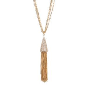 day-chuyen-savvy-cie-multi-chain-crystal-tassel
