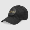 non-gucci-gg-canvas-baseball-black