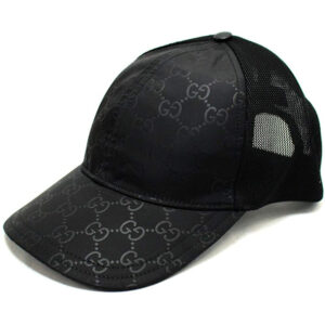 non-gucci-outl-gg-nylon-baseball-black